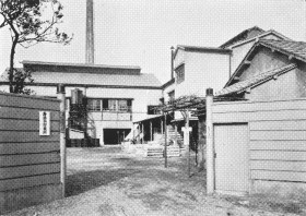 昔の写真12_正門