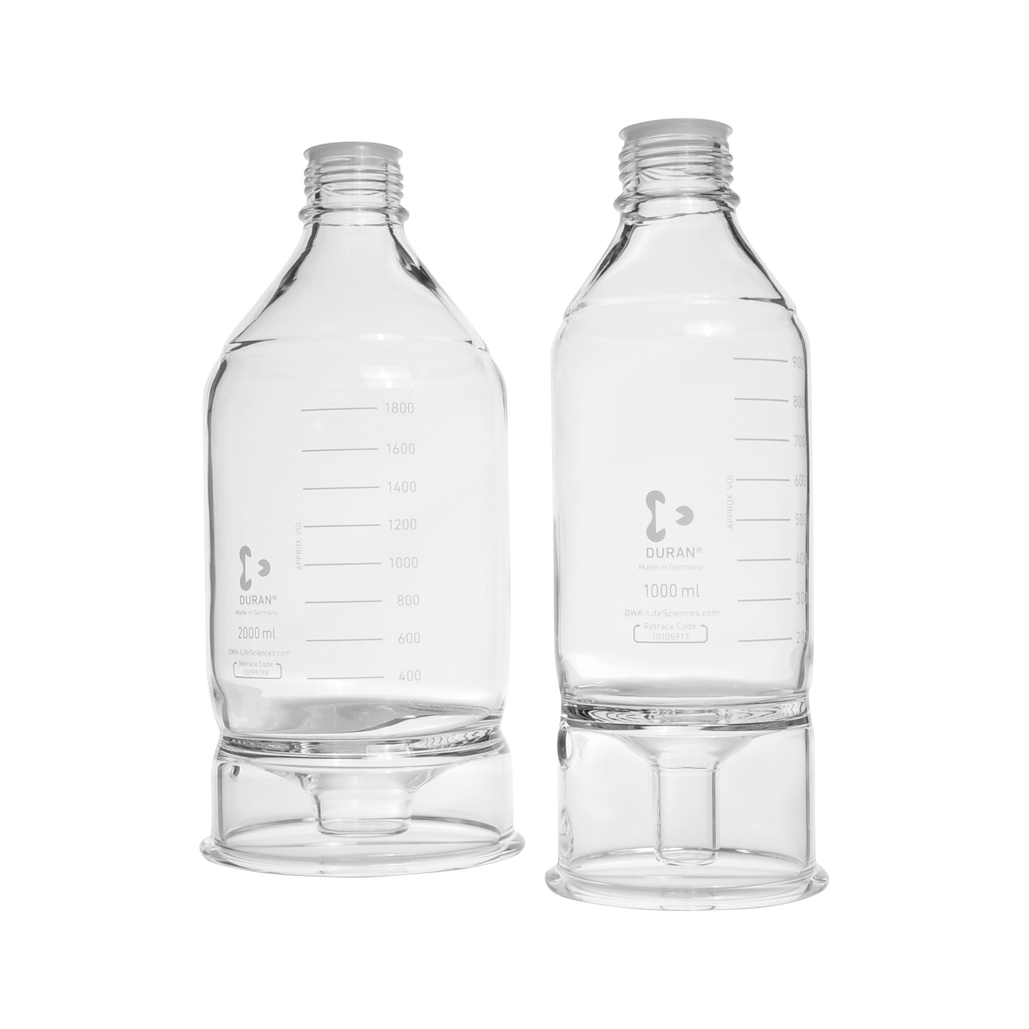 HPLC溶媒ボトル