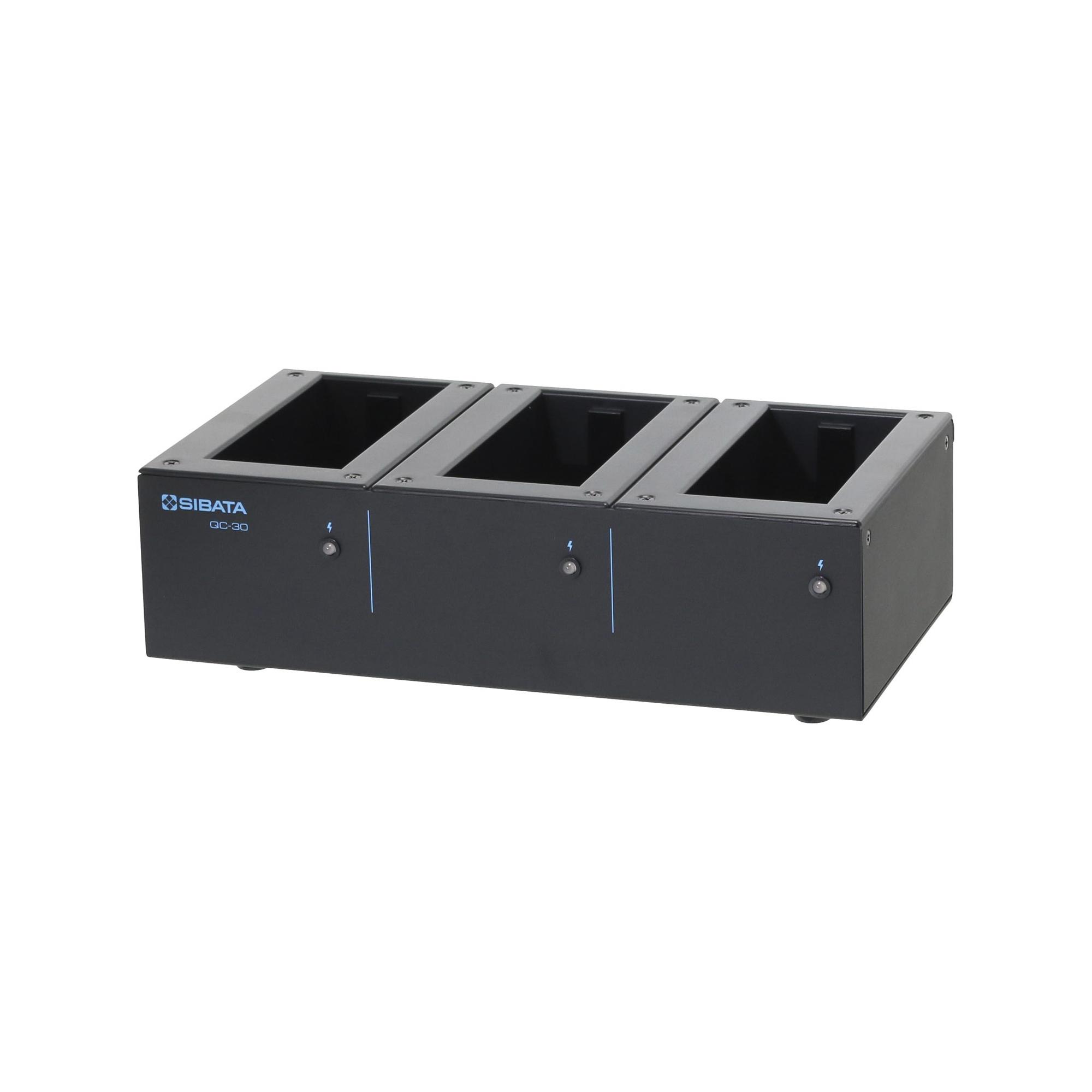 3連充電器 QC-30型 バッテリーユニット LI-30用